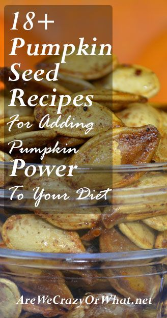 The best pumpkin seed recipes on the internet--sweet, spicy and salty. These recipes include tips and tricks for roasting homemade pumpkin seeds. #beselfreliant