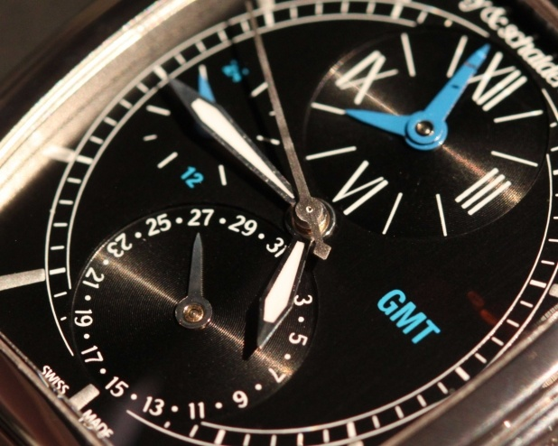 Dubey & Schaldenbrand GMT Dome, view the article and pics here → http://wygo.co/J5u331