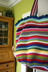Crochet bag   by Lucy of Attic24