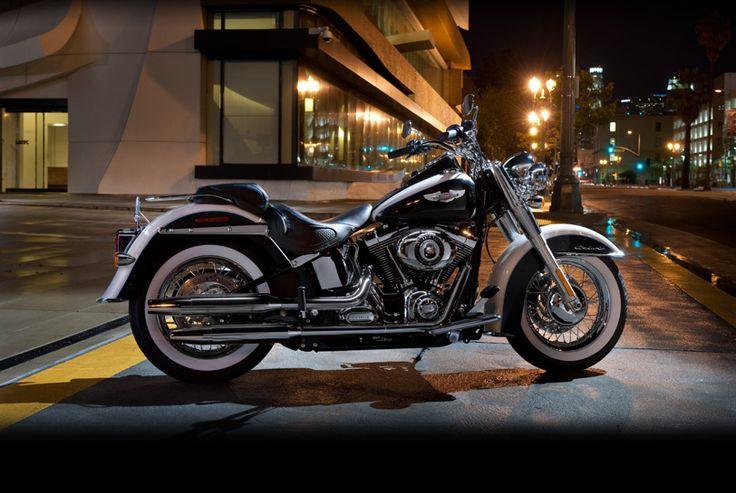2012 Harley-Davidson Softail® Softail® Deluxe | Seacoast Harley-Davidson® | North Hampton New Hampshire