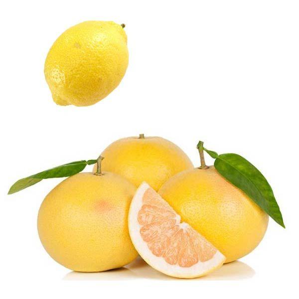 Ricetta per la preparazione di un Centrifugato Brucia Grassi al Pompelmo e Limone. Scopri anche gli altri Centrifugati Dimagranti.