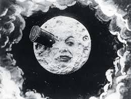 De la Terre à la Lune, Georges Méliès, début XXème