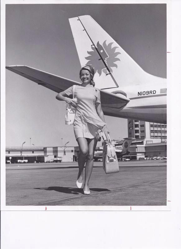 Gone by the wayside: National Airlines, great outfits, anything happy