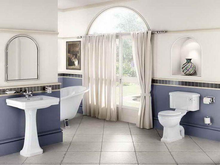 Modern Victorian Bathroom Design 19 best victorian bathroom images on pinterest | bathroom ideas