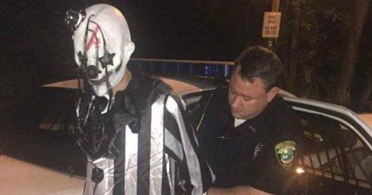 """ΗΠΑ: """"Κλόουν"""" σπέρνουν τον πανικό - Νέα σύλληψη στο Κεντάκι"""