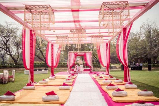 outdoor sikh wedding - Google Search