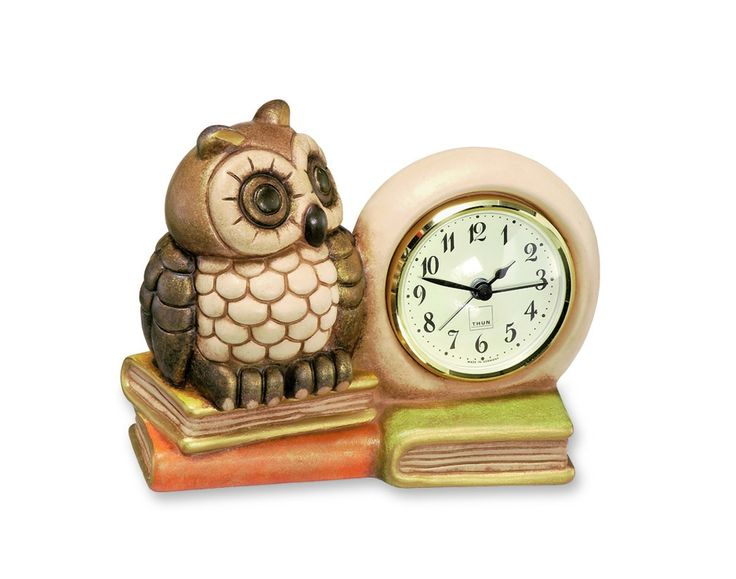 My Thun owl clock