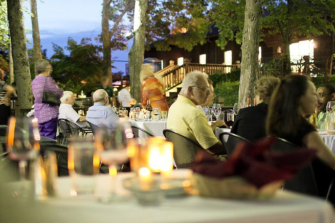 Sunset Dinner at Montelle Winery   Thriving On the Vine Family-Owned Montelle, Augusta Wineries Continue to Experience Growth