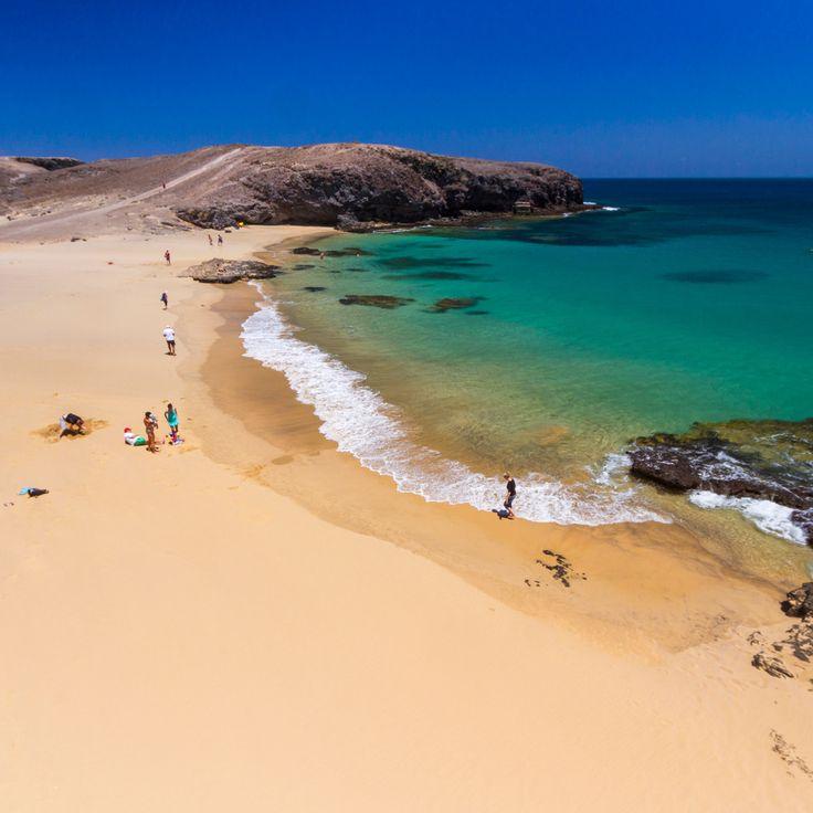 Playa de #Papagayo #Lanzarote #islasCanarias: