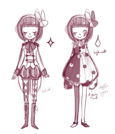magical girl outfit ideas - Google Search | MG OC research ...