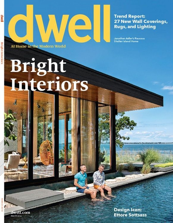 Dwell Cover For Find This Pin And More On Interior Decoration Magazines