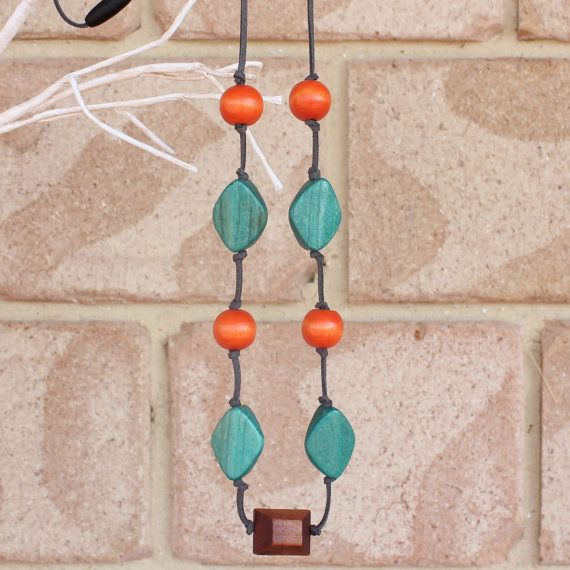 Statement Necklace, Fashion Necklaces, Leather Necklace, Earths Inspiration