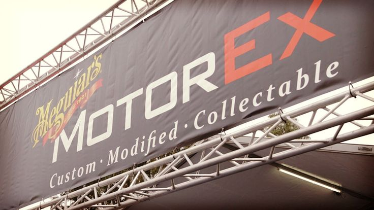 Meguiar's MotorEx 2014 was held on July 19 & 20 at the Melbourne Show grounds.