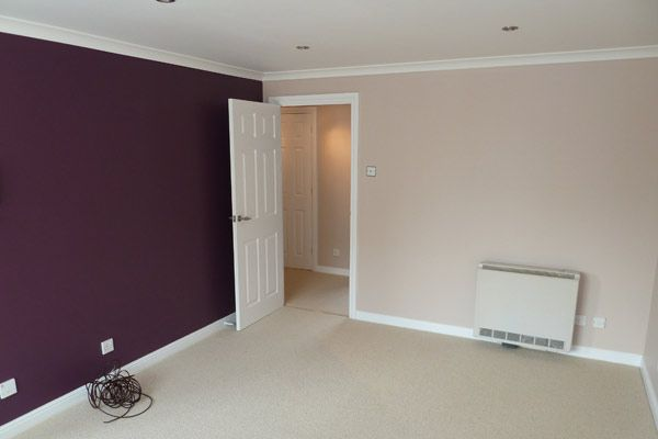 recent project by our plasterer in solihull