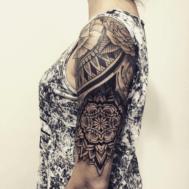 Afbeeldingsresultaat Voor Sleeve Mandala Vrouw Tattoos