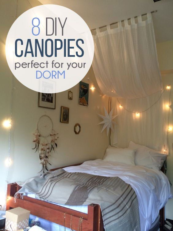 11 Ways To Make The Most Of Your Dorm Room: 17 Best Images About BEDROOM IDEAS On Pinterest