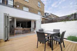 Fulham 2: modern Garden by MDSX Contractors Ltd
