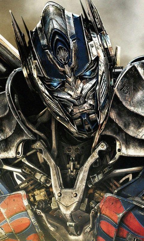 Movie Transformers: Age of Extinction Transformers Optimus Prime Mobile Wallpaper