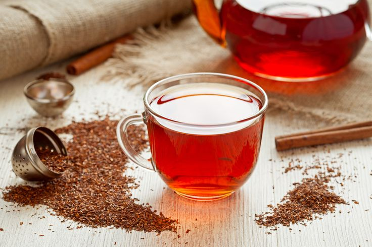 Infusion de rooibos (© postsmth - Fotolia) - http://www.bienfaits-du-the.fr/les-infusions/vertus-infusion-rooibos/