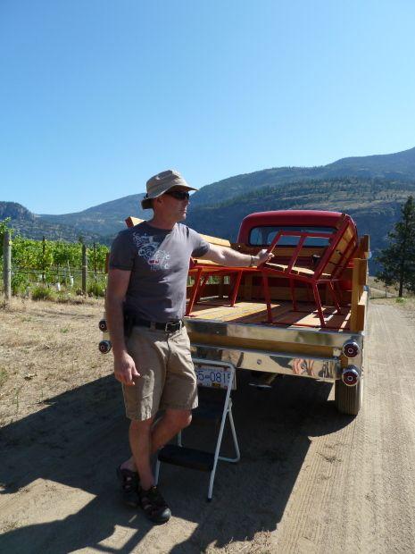 Covert Farms Family Estate (The Vancouver Sun) - South Okanagan orchard on a covert mission #bcwine #bc #okanagan #wine #organic #farm #biodynamic