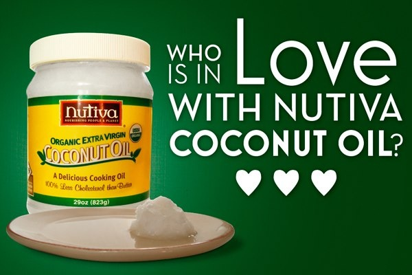 Nutiva Kitchen Table