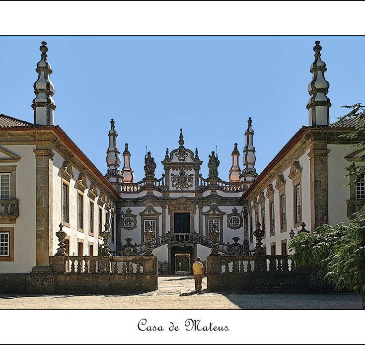 Casa de Mateus through the eyes of verswe