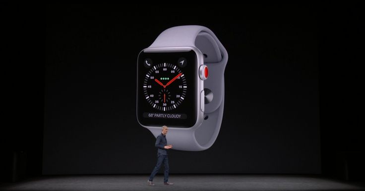 http://ift.tt/2eTqfWF launches Apple Watch Series 3 with features LTE connectivity Dual Core Processor and more http://ift.tt/2xv76Wq  Apple today launches a brand new Apple Watch Series 3 with completely redesign with build in Cellular LTE connectivity. You can use maps direction and call using gestures including third party apps like Wechat and more. With Apple Watch Series 3 you can also stream Apple music right from your wrist. Apple Watch Series 3 comes with watchOS 4 and will be…