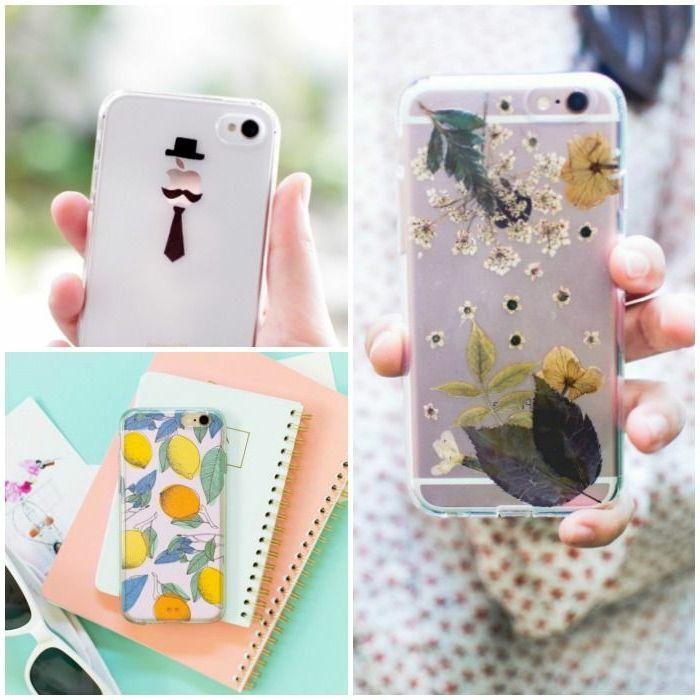 1001 Ideen Wie Sie Handyhullen Selbst Gestalten Iphone