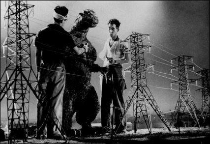 Kaiju electricians