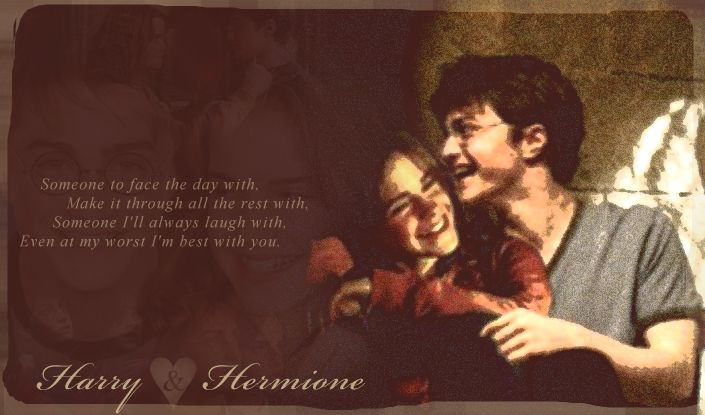 A Harry Potter And Hermione Granger Fanfic Harry Is Entering His Fo Fanfiction Fanfic Harmony Harry Potter Harry Potter Feels Harry Potter Hermione Granger