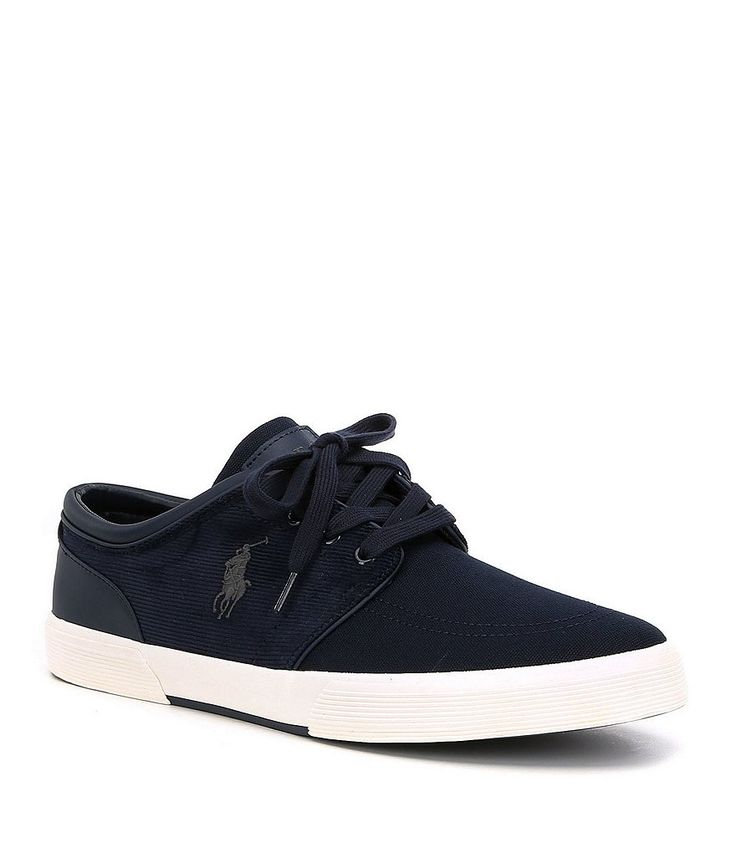 Polo Ralph Lauren Mens Faxon Sneakers