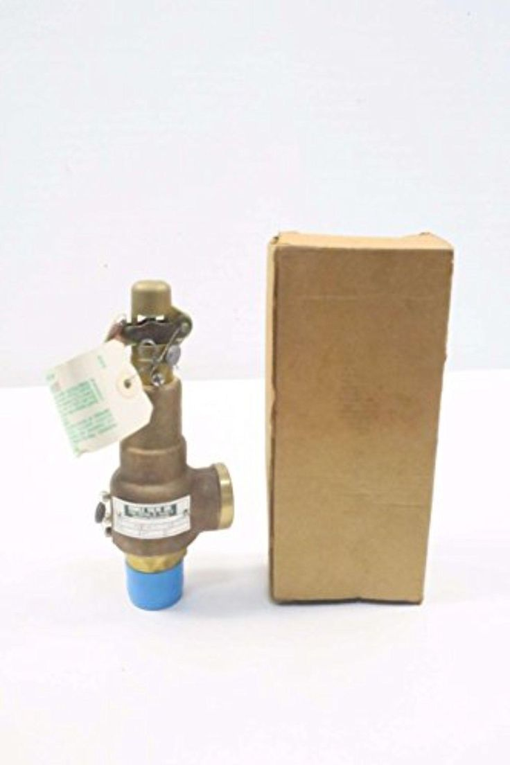 NEW KUNKLE 6010 EE01 281LBS/HR 15PSI 1 IN NPT BRONZE RELIEF VALVE D545028 - Brought to you by Avarsha.com
