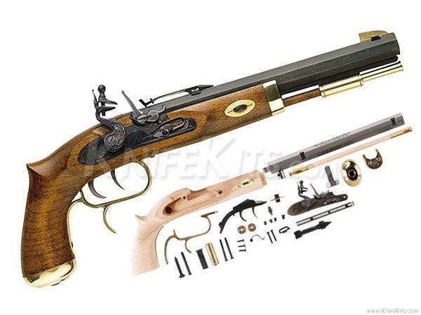 Traditions™ - Trapper - Black Powder Pistol - ( 50/Flintlock