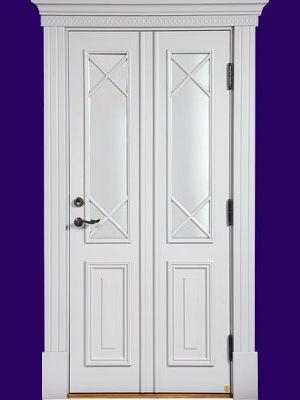 Ytterdörrar - Pardörrar - Dörrar - Förrådsdörrar - Leksandsdörren AB