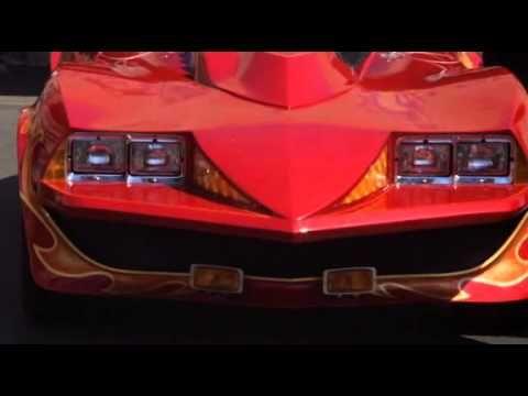 corvette summer 1978 movie car beautful car - YouTube