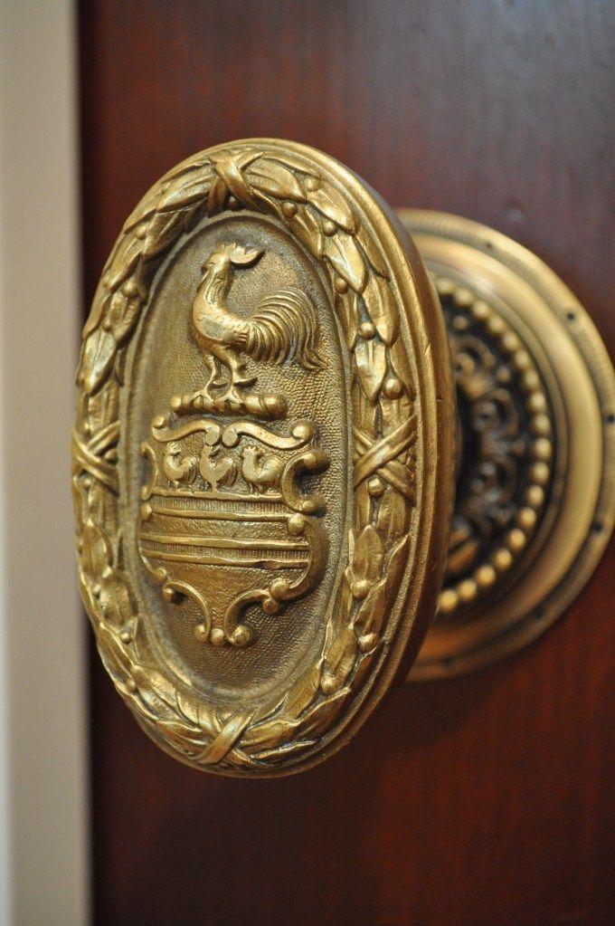 187 best   DOOR KNOBS   images on Pinterest   Lever door handles ...