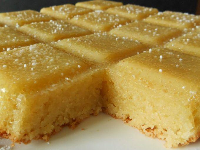 Le gâteau ultra fondant à la poudre d'amande.... - Recette Dessert : Namandier fondant par Lacuillereauxmilledelices