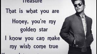 treasure bruno mars lyrics - YouTube