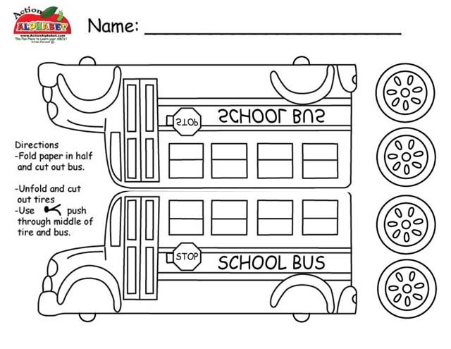 Best 25 School bus safety ideas on Pinterest School bus crafts