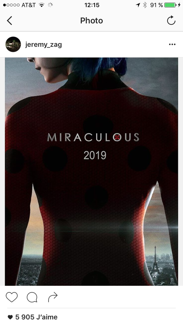 Movie poster on Jeremy Zag's Instagram. Movie coming in 2019!! You guys have no idea how excited I am!!!'