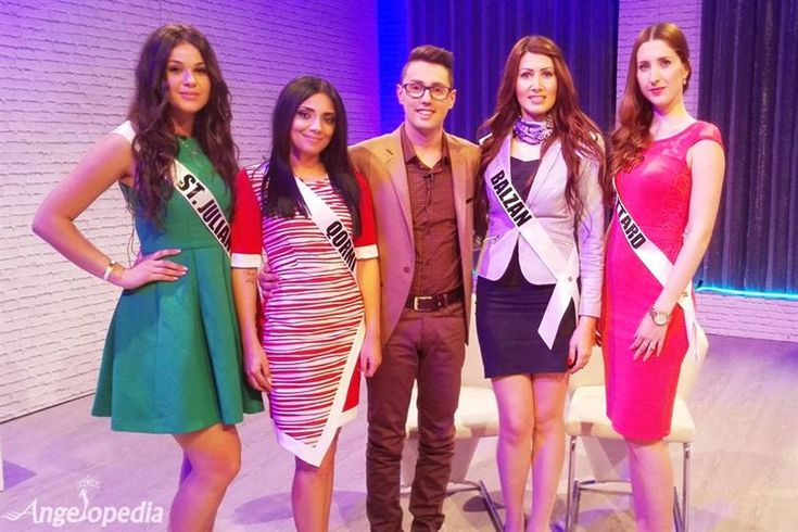 Miss Malta 2015 Contestants Gearing Up For Finals