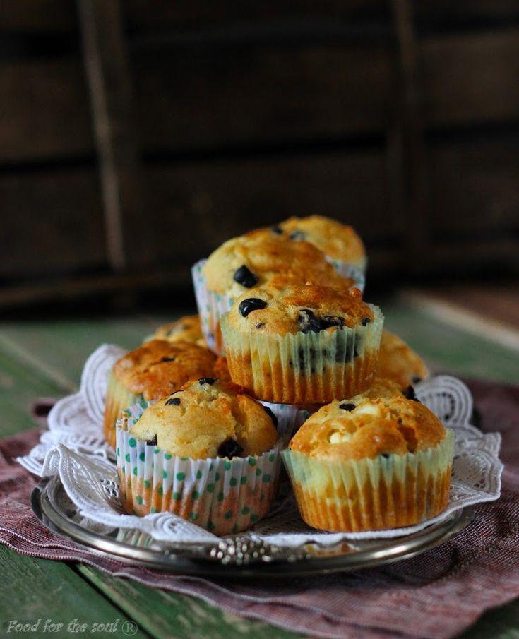 Food for the soul: Солени кексчета с маслини и зехтин