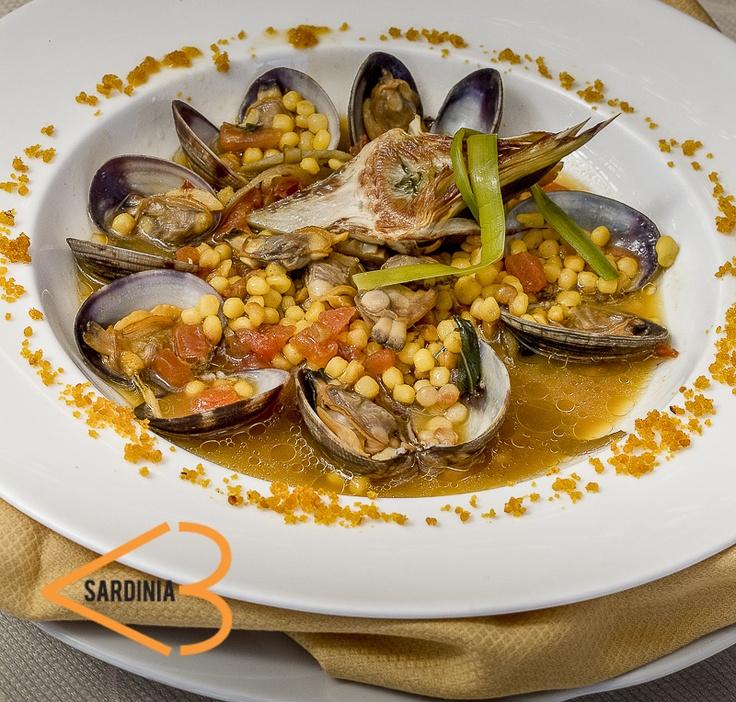 #fregola #arselle #sardinia #pasta #sardegna #clams #ethnic
