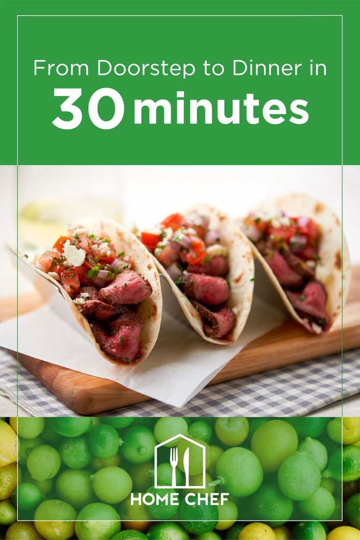 49 best home chef inspired pins images on pinterest meal delivery skip the grocery store and whip up delicious meals in 30 minutes every week you will get knockout new recipes and all the fresh pre portioned ingredients forumfinder Choice Image