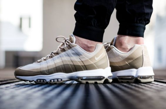 Earthy Tones Highlight The Latest Nike Air Max 95 Ultra Essential ...