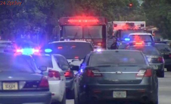 Střelba na základní škole: Dva lidé zemřeli, dvě děti byly zraněny