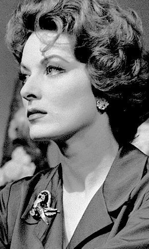 The Pensive Look from Maureen O'Hara