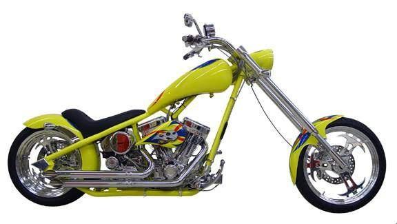Sidewinder Radical Rigid Hard tail Chopper