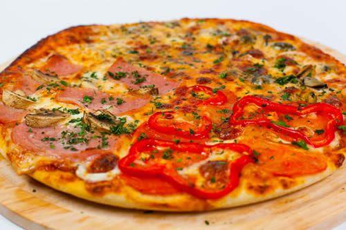 Пицца четыре сезона история