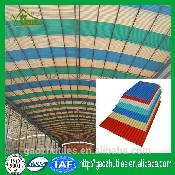 color lasting water proof royal new building construction materials